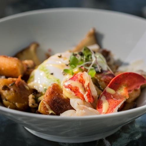 Topside_Lobster Gnocchi