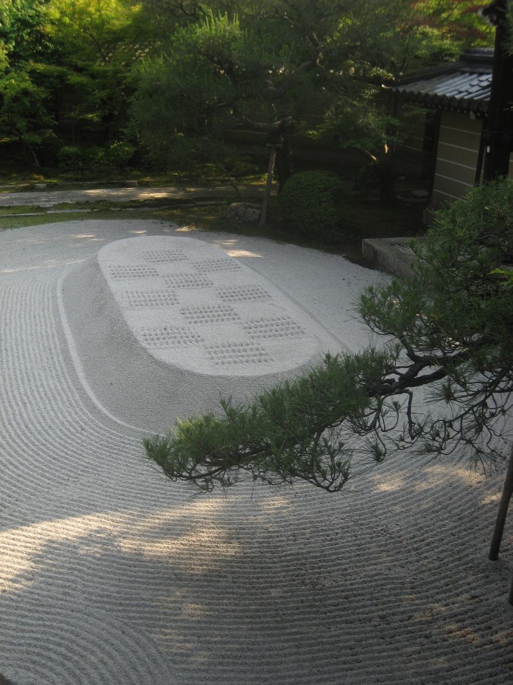 Kyoto Daitokuji Zen garden
